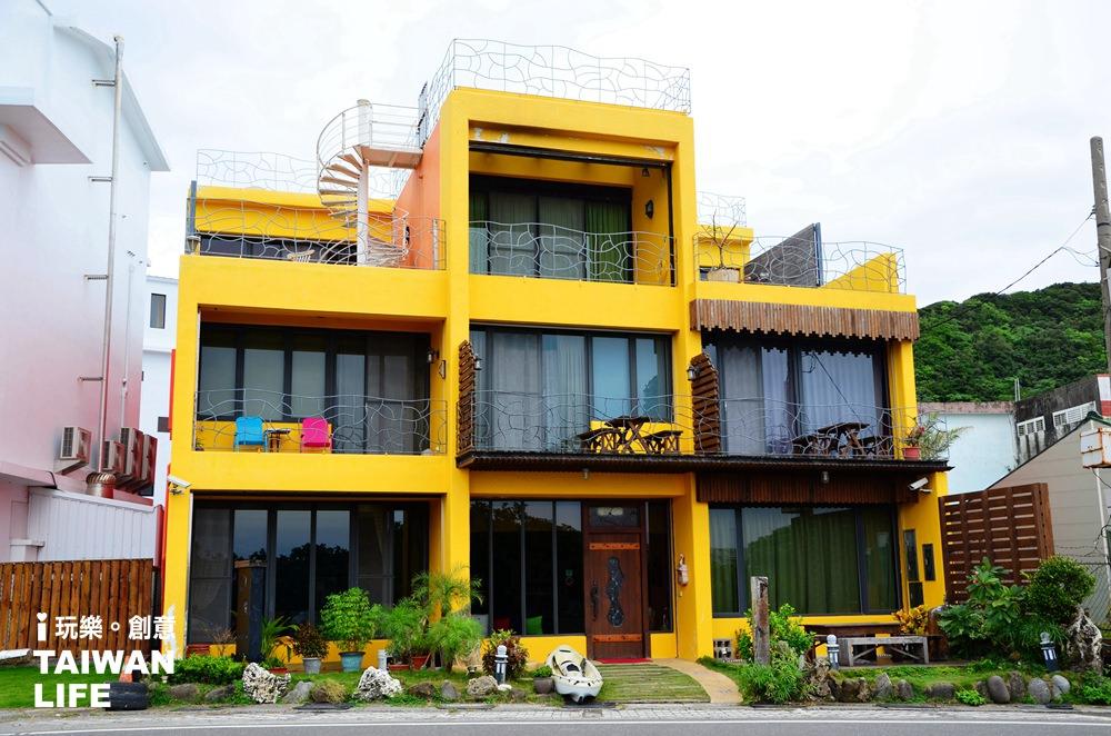 沙點設計旅店