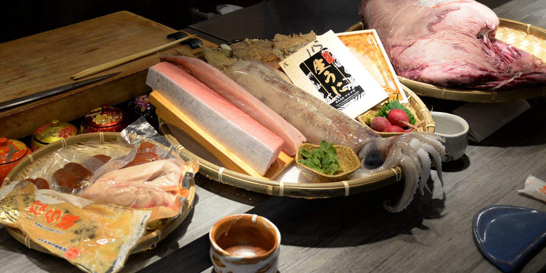 無菜單新鮮澎湃食材 綠midori割烹料理 主廚掌心的溫度