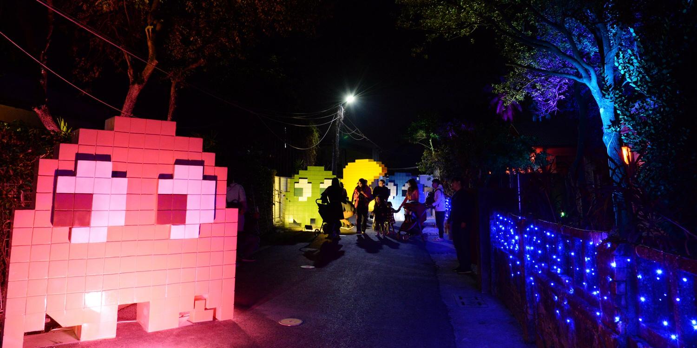 2019台灣燈會在屏東|我的美好屏東城市,彩虹燈會我來了!