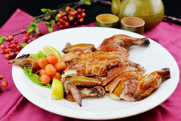 蒜味吊燒雞.JPG
